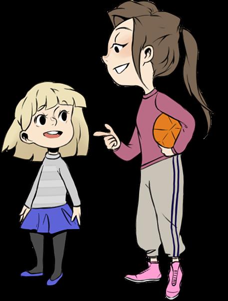 Isosisko ja pikkusisko